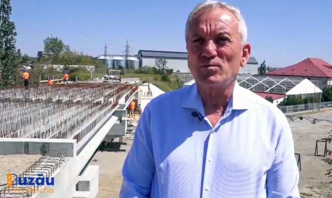 VIDEO | Când va fi gata podul peste calea rutieră de la Metalurgica