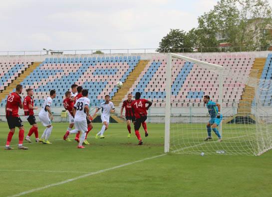 Calificare în ultimul minut! Gloria, în 16-imile Cupei României