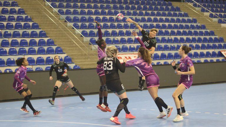 Asta da, frustrare: GLORIA BUZĂU – NANTES ATLANTIQUE 27-21 (10-7)! Franţuzoaicele merg în grupele Ligii Europa