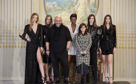 Designerul buzoian Antonia Nae, din nou premiată la Soiree de la Mode