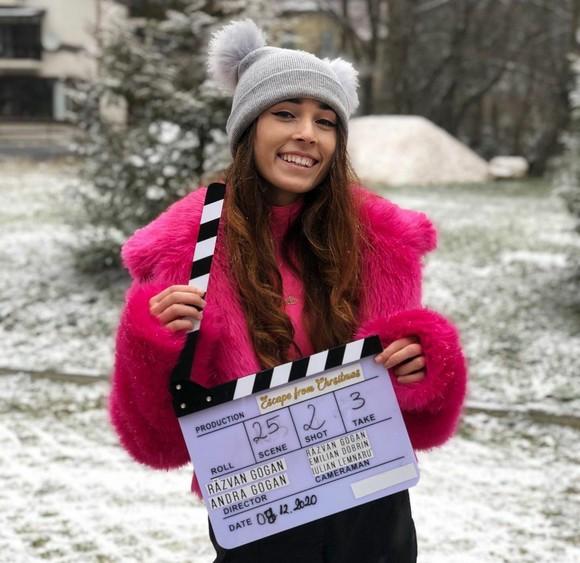 Andra și Răzvan Gogan, vedete într-un nou film de Crăciun