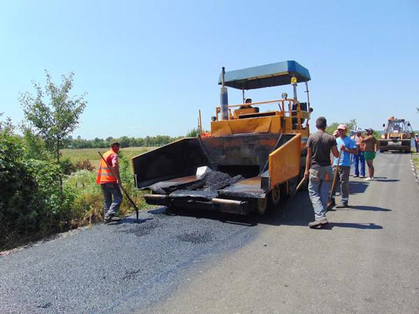 Drumurile județene primesc toți banii din TVA-ul alocat Buzăului