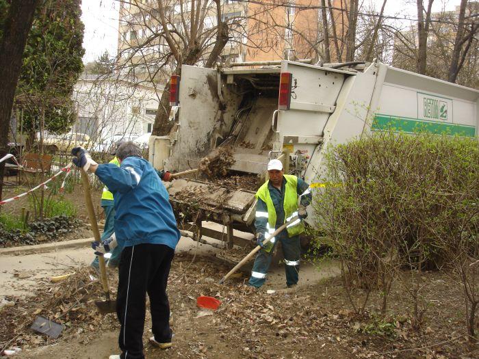 Ce spune primarul Constantin Toma despre curățenia de primăvară din municipiu