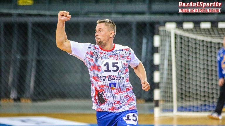 Victorie și salt în clasament pentru HC Buzău