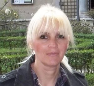 Directorul Veronica Trandafir